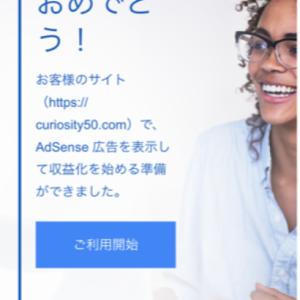 申請から2日でGoogle AdSense合格合格までに行った対策とは?