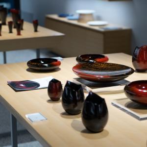 アート作品としての日本の伝統工芸品「漆」