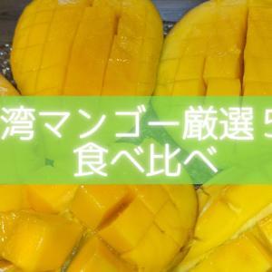 【大解剖!台湾マンゴー厳選5種を食べ比べ】甘さや値段含めて総比較