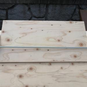 【簡単】90cm幅のものを仮固定できるクランプ【自作】
