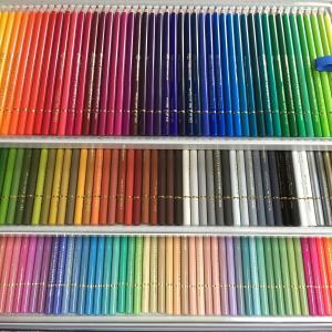 お気に入りの色鉛筆