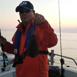 2019年第19回釣行ーティップラン