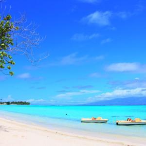 タヒチ旅行:タヒチ島~モーレア島編(初日)