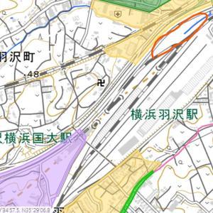 羽沢横浜国大駅周辺でスーパーができる可能性のある土地を発見