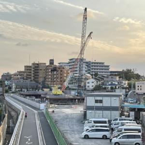 【現地レポ】羽沢横浜国大駅周辺の開発状況【2021年10月】