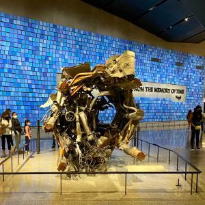 9.11アメリカ同時多発テロメモリアルミュージアム