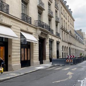 5ツ星ホテル・リッツ・パリの裏道カフェ 〜Ritz Paris Le Comptoir〜