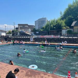 今年の夏絶対に行きたくなる!嘉島町湧水公園天然プール~親子で熊本水遊び