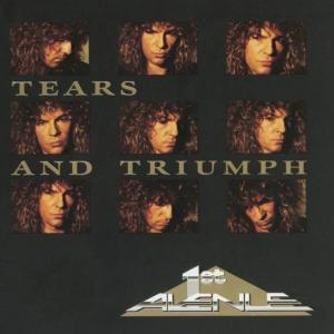 1ST AVENUE『TEARS & TRIUMPH』