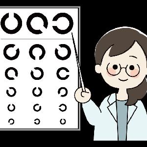 眼科の検査中に看護師さんから何度も言われたこと