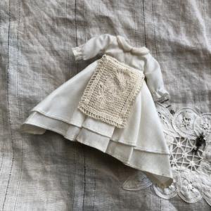 ブライスの服を洗ってみるの巻  白いデフォ服編
