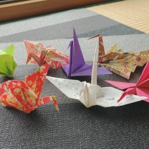 折り紙のすすめ。脳を活性化させよう!