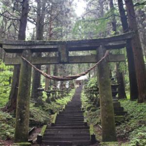 神秘!熊本のパワースポット上色見熊野座神社