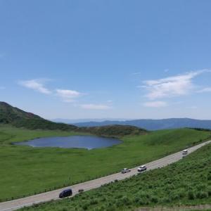 お薦めワインディングロード#2 阿蘇パノラマライン 東登山道