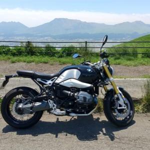 ネオクラシックバイク BMW RnineT インプレッション#1  〜ライディングポジション編〜