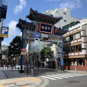 横浜中華街・招福門の飲茶食べ放題に子連れで行ってみた