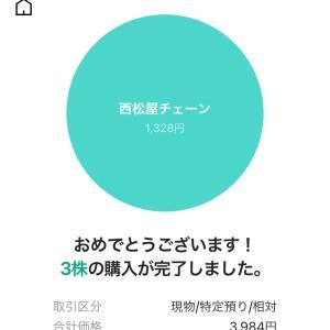 9月30日まで!!LINE証券で3株分の購入代金【4000円相当】プレゼント