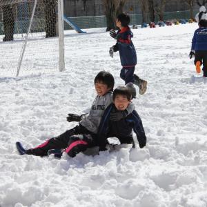 2014年スタート! 『雪と戯れる編』