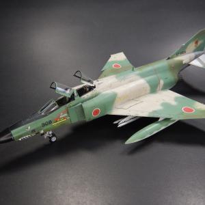 ハセガワ 1/72 航空自衛隊 RF-4E ファントムII 第501飛行隊 シャークティース