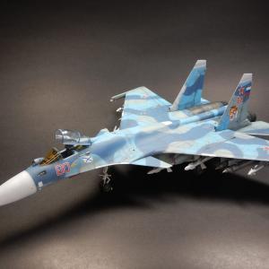 ハセガワ 1/72 ロシア海軍 Su-33 フランカーD