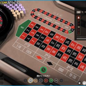 ベラジョンカジノ ルーレット 人気ゲーム