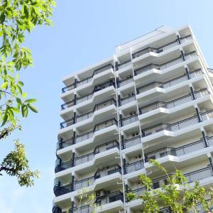新築マンション、建物内覧会のお知らせがきた。
