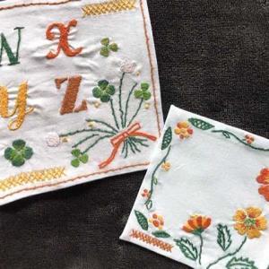 刺繍🧵第六弾完成❣️