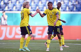 EURO2020 スウェーデンvsスロバキア