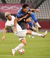 オリンピック サッカー ニュージーランド戦