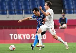 サッカーオリンピック 日本対スペイン