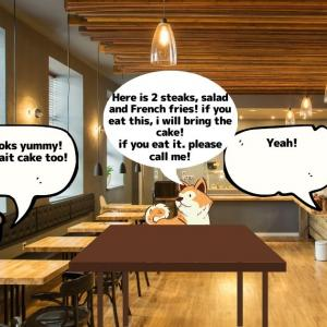 Restaurant中編⓷