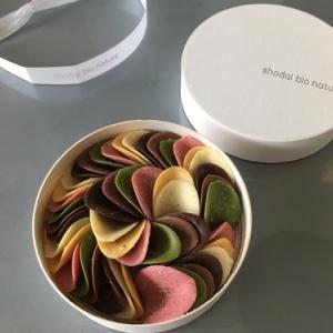 美しすぎるチョコ【ミルティペタル】を通販でお取り寄せ shodai bio nature (ショウダイビオナチュール )の口コミをレビュー