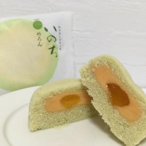 【カルディ】に入荷!カスタードケーキ『いのち』の夏限定は、めろん味です!!