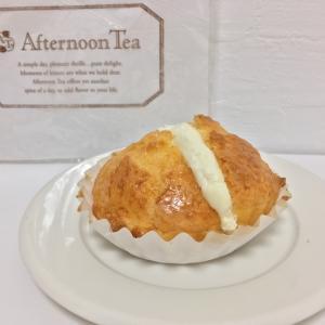 【期間限定】アフタヌーンティー40周年記念スイーツのスカランピッツ!チーズクリームが美味しすぎます