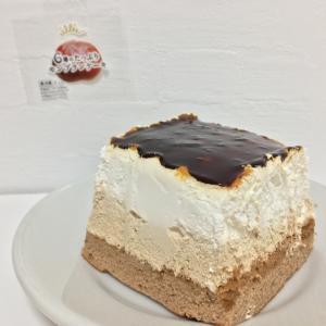 【オランジェ】6層のたっぷりモンブランケーキは、洋酒香る大人の味です