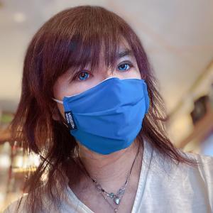 ハイテク素材で高い通気性と除菌率の「SINGTEX PROTECTOR+」マスクカバーを使ってみた