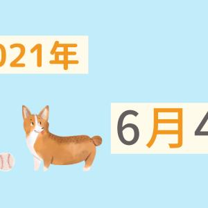 【2021/6/4】初めて迎えた決算日