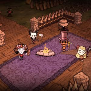 「Don't Starve Together」とは|初心者の方へ|おすすめSteamゲーム
