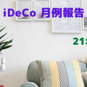 【SBI証券】iDeCo 運用状況【36ヶ月目】