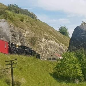 今週末、蒸気機関車のナイト・ラン