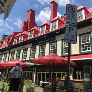 ケベックシティ旧市街(Vieux Québec)の教会とロウワータウン(Basse-Ville)について