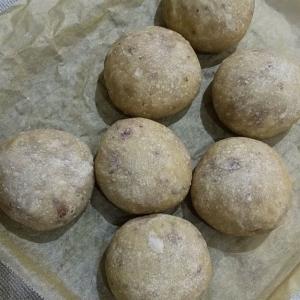 生いちご🍓の丸パン