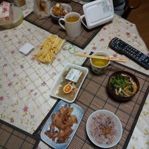 父と二人だけの夕食7 ~早炊きのコツ~