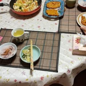 父と二人だけの夕食  最終回  ~3人に戻りました~