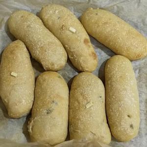 味噌汁パン(長ねぎ)