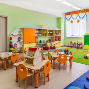 引越し後の幼稚園