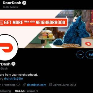 [DASH]DoorDash(ドアダッシュ)、レストラン宅配、Albertsonsとの協業発表