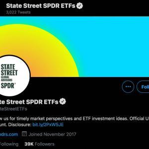 [XLI]Industrial Select Sector SPDR Fund、資本財・サービスセクターETF、スパイダー編