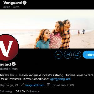 [MGK]Vanguard Mega Cap Growth ETF、超大型グロース株編。まだまだ続くVanguard