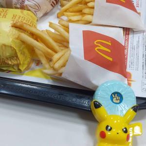 マクドナルドのポケモン